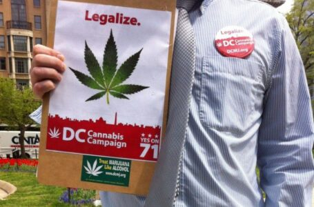 Is weed legal in Washington DC 2021?